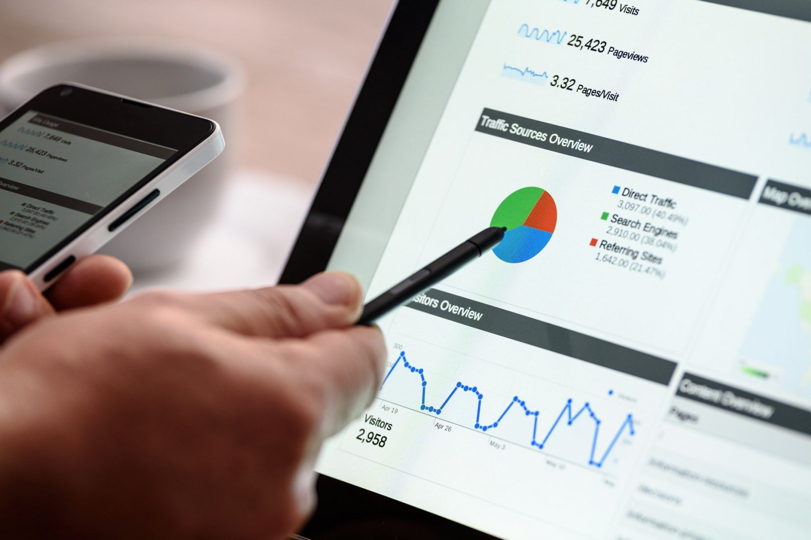 Seo tips with statistics to boost traffic