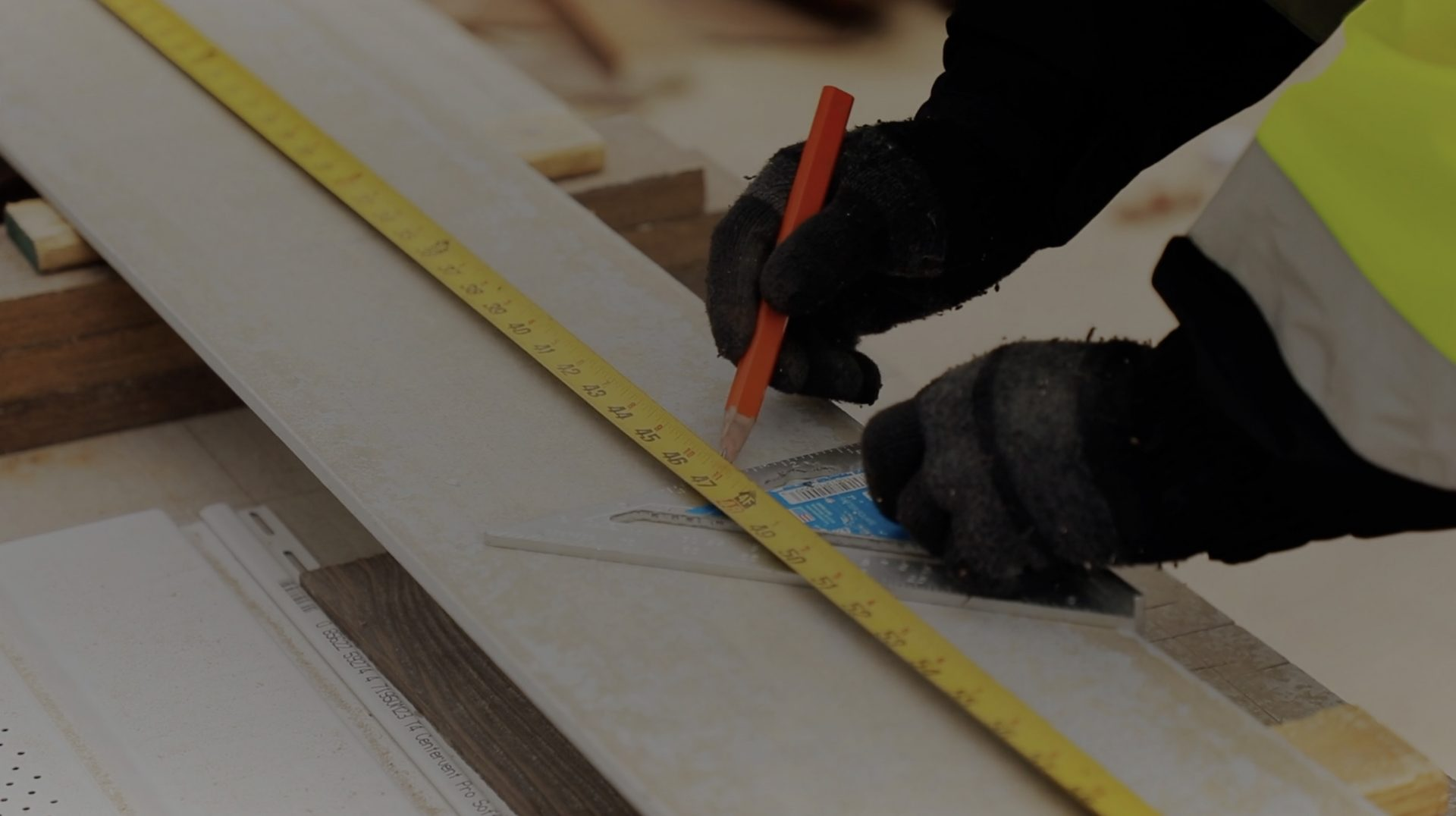 Commercial video for Residential siding services